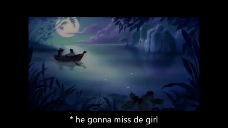 The Little Mermaid - Kiss De Girl - Lyrics - MrsDisney0.mp4
