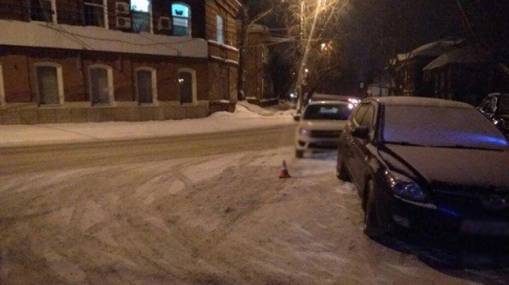 Двух пенсионерок, перебегавших дорогу вне перехода, сбили в Томске