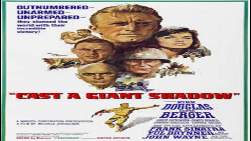 I combattenti della notte -Melville Shavelson-1966 Kirk Douglas Senta Berger Angie Dickinson Frank Sinatra Yul Brynner John Way