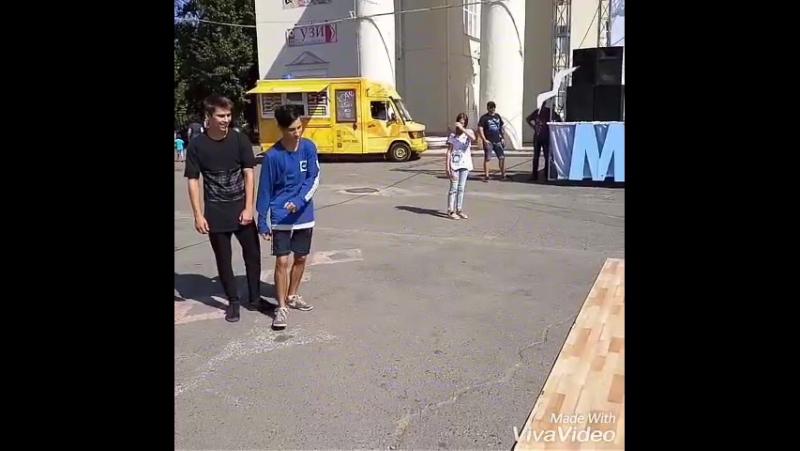 Dance club slice(triking)
