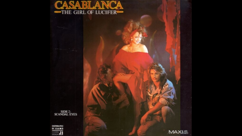 Casablanca - The Girl of Lucifer (1986)