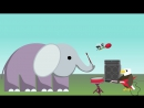 Learning English for Kids - The Vowel Song- Long and Short Vowel Sounds