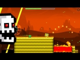 Geometry dash SubZero (Press Start)