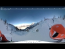 360° freeriding Kanin Sella Nevea