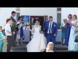 Очень красивый свадебный клип для Тани и Саши