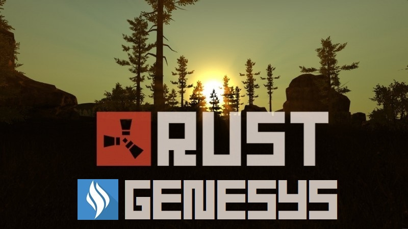 Сервер RUST GENESYS (promo)