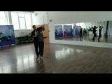 Мк по поддержкам с Алексеем Симоном и Евгенией Самокрутовой. Salsa emocion