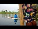 Самодельная лодка поразила своей скоростью новости