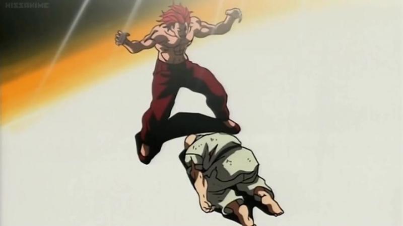 Hanma Yujiro - The Strongest Creature On Earth