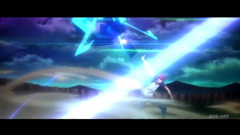 「AMV」Fate Kaleid Liner Prisma☆Illya 3rei!! - Shirou, Illya Kuro vs Angelica