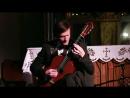 Reinhardt - Nuages - arr. Roland Dyens - guit. Pavel Kukhta(1)