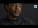 Kendrick Lamar в блиц-опросе журнала Variety (Русский перевод)