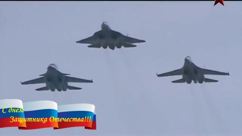 С 23 февраля_ Денис Майданов - Я поднимаю свой флаг моего государства!
