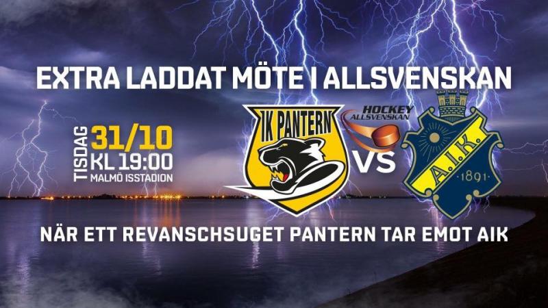 Highlights Pantern AIK Malmö Isstadion