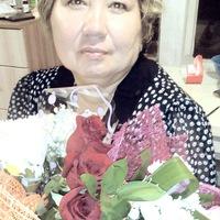 Анкета Ирина Табаева