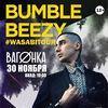 BUMBLE BEEZY #WASABITOUR / 30.11 VAGONKA