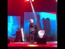 Ірина Білик А мне бы в небо фрагмент @ Тур Без гриму Найкраще Про кохання Харків
