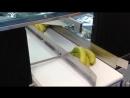 Упаковка бананов на термоусадочном оборудовании Pratika 56 MPE