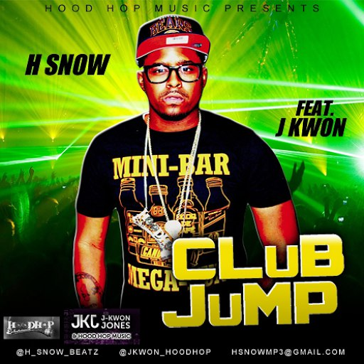 J-Kwon альбом Club Jump