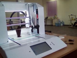 3D food printer Chocola3d Promo для HoReCa RUS 3D Print Soften