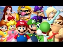 Mario, Luigi, Wario, Waluigi, Peach, Daisy, Rosalina Pauline Tribute 3 - Lullaby Lady