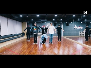 [VK][05.02.2018] [Dance Practice] 몬스타엑스 (MONSTA X) - Fighter (Part Switch ver.)