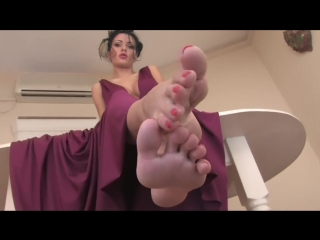 Foot Worship Collection 185