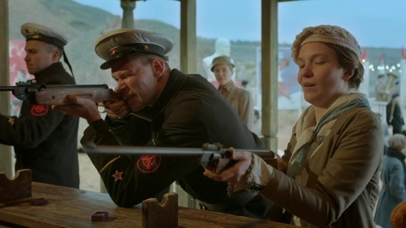 «Есть один прирожденный снайпер». Черные бушлаты. Анонс