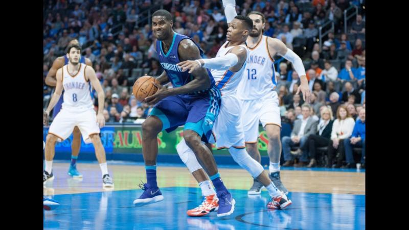 Charlotte Hornets @ Oklahoma City Thunder | 11/12/2017