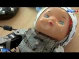 В Саратове создали первого в России робота-младенца