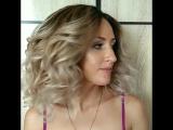 Make-up and hair Marina Zhivchenko