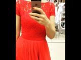 Вечернее платье Николетта
