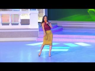 Гульнара Сильбаева - На панике, КВН Спарта (Астана) - 2017 Голосящий КиВиН, Казахи