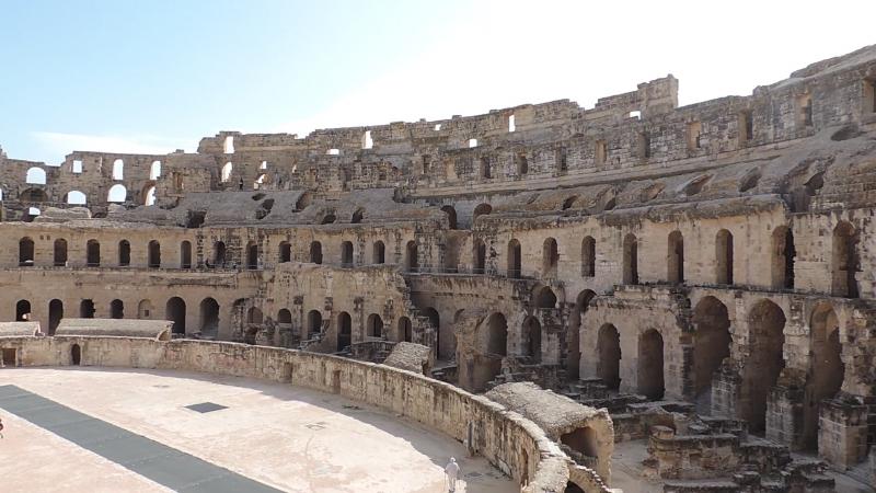 Колизей с другой стороны