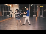 Akademia DC/ Bachata/ Дмитрий Озерин и Анна Еремеева