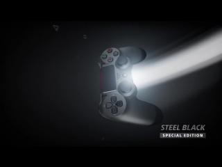 DUALSHOCK 4 ¦ Midnight Blue  Steel Black