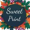 Съедобная печать на сахарной, вафельной бумаге