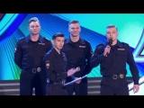 Подъем - Приветствие (КВН Премьер лига 2017. Вторая 1/4 финала)