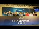 Пресс конференция Массимо Карреры перед матчем Спартак Марибор