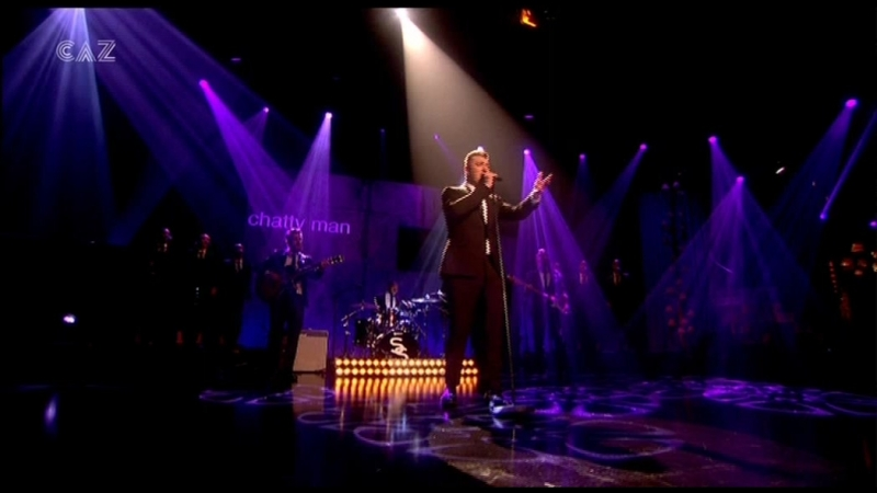 Sam Smith - Like I Can (Alan Carr. Chatty Man 13-11 - 2014-11-21)