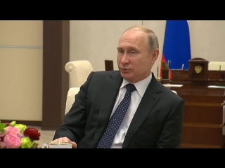 Путин хочет поддержать наставников и дать школьникам