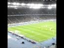 Хвиля на стадіоні НСК Олімпійський