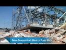 Mexique Des groupes criminels s'attaquant au réseau électrique au Mexique