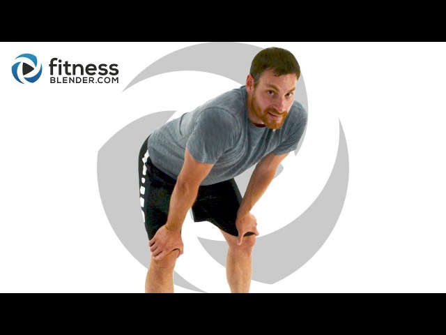 FitnessBlender - Dynamic Total Body HIIT Cardio and Abs Workout | Кардио-тренировка с акцентом на кор