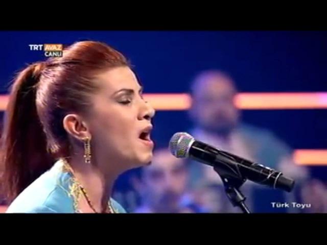 Feryal Başel Tüzün - Enesay - Tıva - Türk Toyu - TRT Avaz