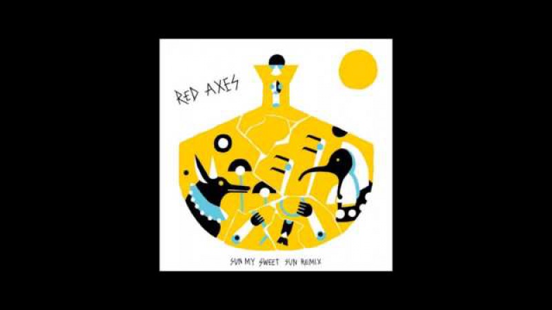 Red Axes - Sun My Sweet Sun (Konstantin Sibold Afro Tech Remix) [PERMVAC161-1]