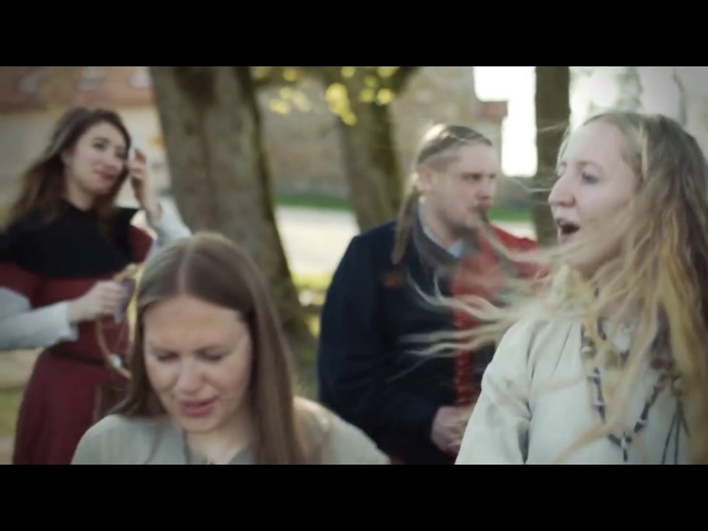 Lity Taler - Tourdion (live video by Mėtinis Kadras for Jūratės and Roberto)