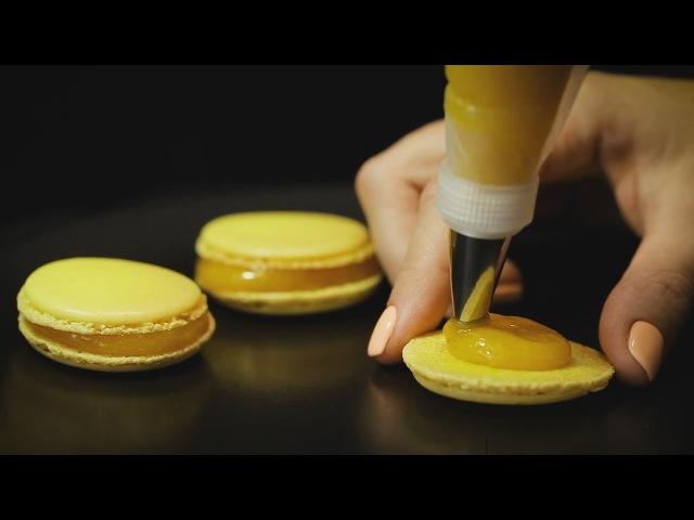 Фудвидео для кондитера @rassocake Les Macarons