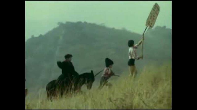 Песни для внучат ⁄ Инди минди Грузия, 1977, Приключения рабочая версия