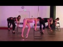 Doris Arnold - Chair dance choreo - Françoise pole studio - July 2017